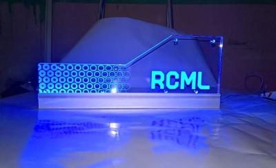 Дизайнерская световая планка для промышленных компьютеров